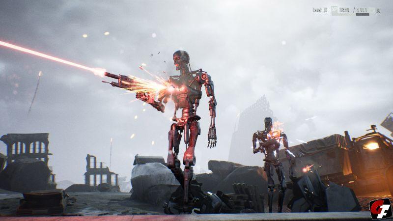 Terminator: Resistance Test